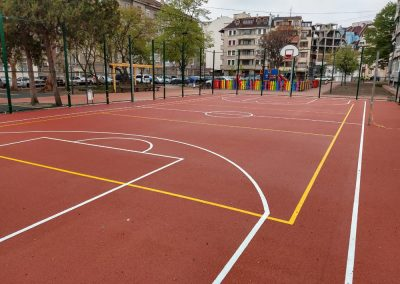 Sports school in Plovdiv