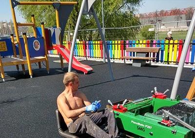 Детски площадки Пловдив